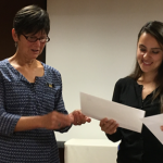 Monica Lindsey receives LYD scholarship